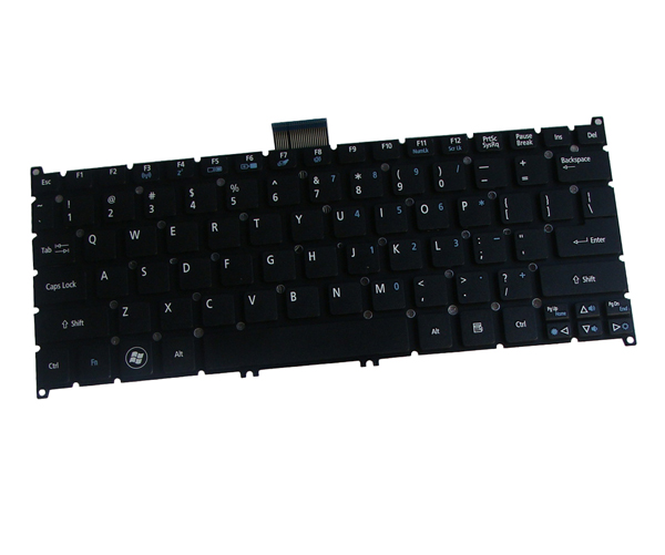 Laptop US keyboard for Acer TravelMate B116-M
