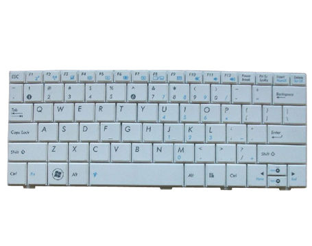 US keyboard for Asus Eee pc 1008HA