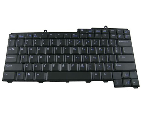 US keyboard for Dell Inspiron 6000 6000D PP12L PP14L