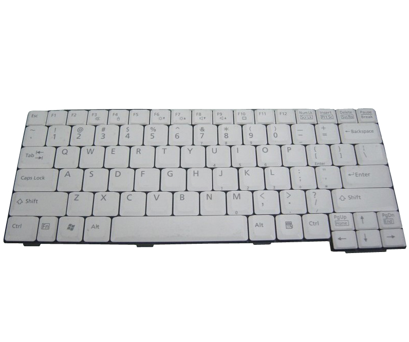 US Keyboard For Fujitsu Lifebook T900