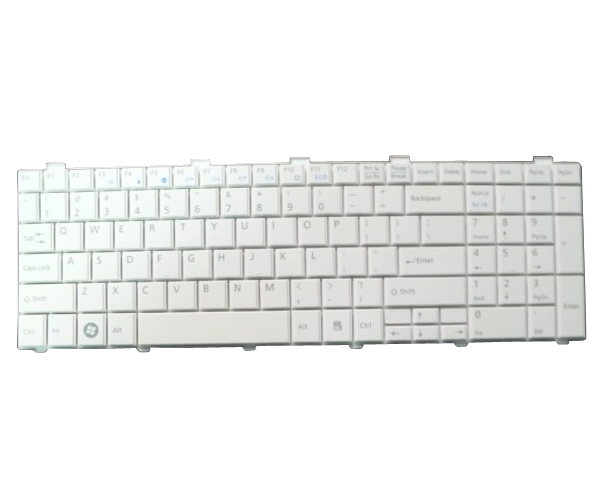Fujtisu Lifebook AH530 AH531 NH751 Keyboard US layout