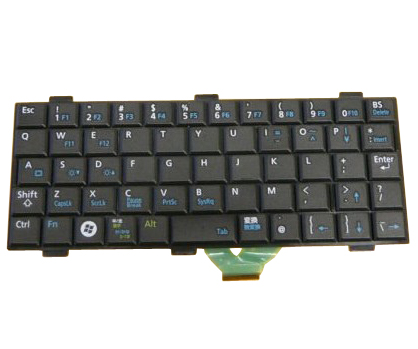 NEW KeyBoard for Fujitsu LifeBook U810 U1010 CP338421