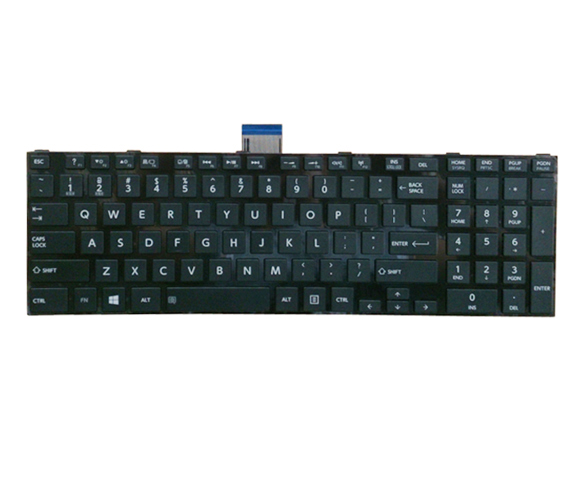 US Keyboard For Toshiba satellite S955D-S5150