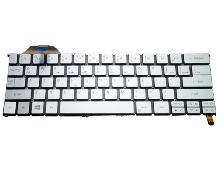 US keyboard for Acer Aspire S7-392-9404 S7-392-9460