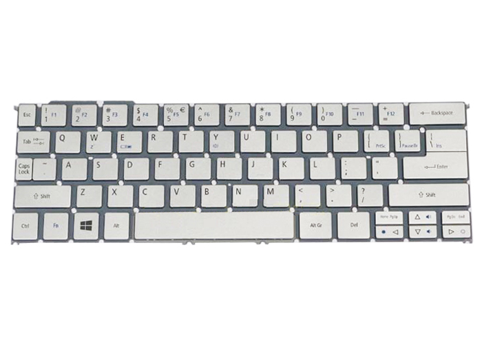 US keyboard for Acer Aspire P3-171-3322Y4G12as