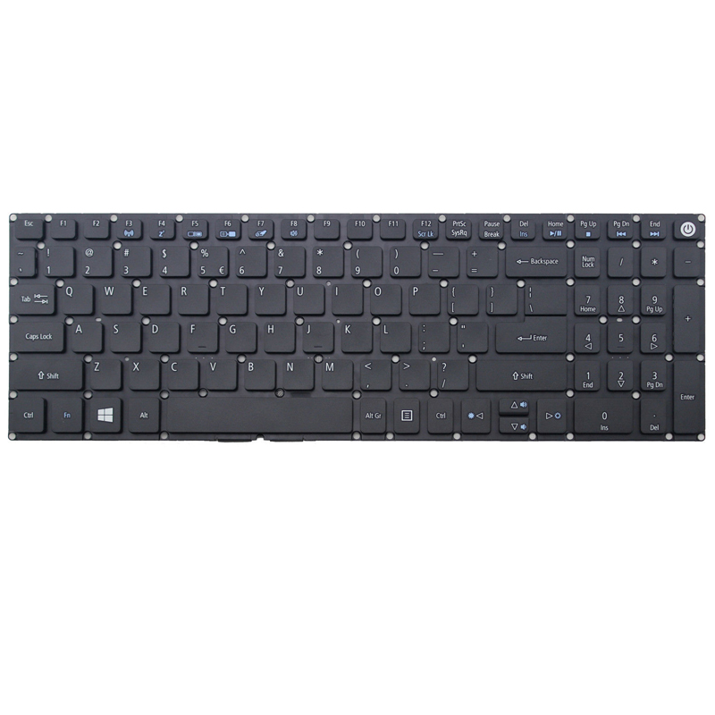 Laptop us keyboard for Acer Aspire v5-591g-75c9