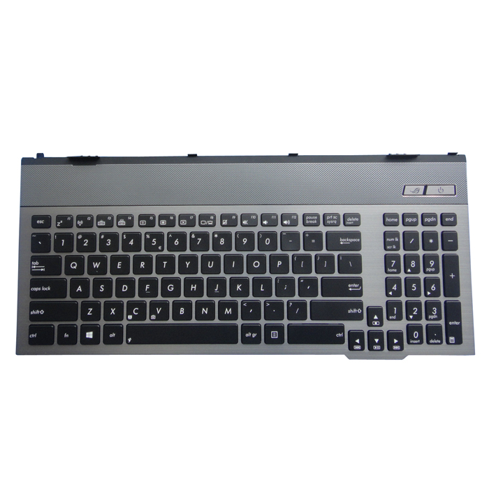 US keyboard for Asus G55VW