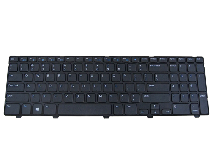 US Keyboard For Dell Inspiron I3542-3335BK
