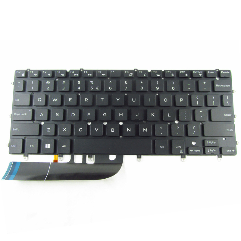 Laptop us Keyboard For Dell Inspiron 15 7568