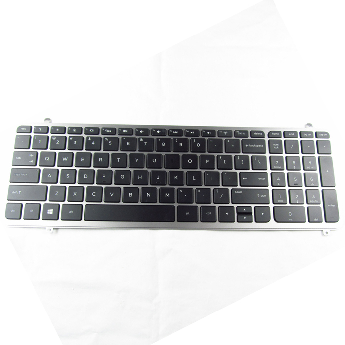 US keyboard for HP Envy TouchSmart m6-k125dx Sleekbook