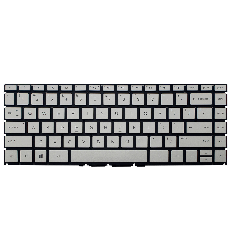 Laptop US keyboard for HP Pavilion 14-ce1999na Laptop US